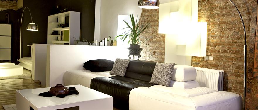 Slider-Wohnzimmer